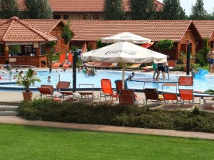 Aqua Spa wellness hotel Cserkeszőlő