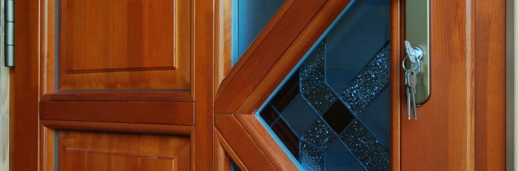 Tölgy bejárati ajtó